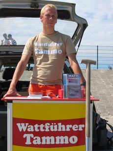 Wattführer Tammo Besemann